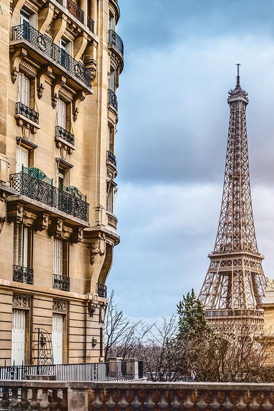 séjourner a Paris